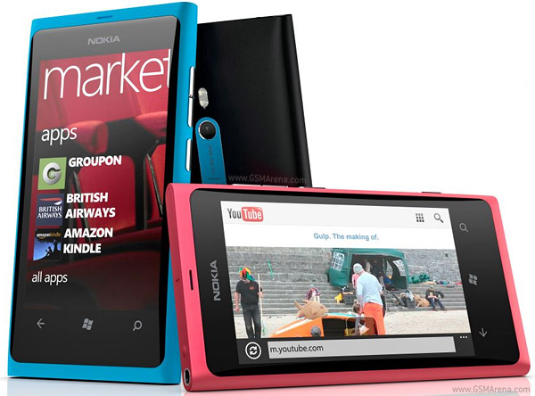 The First Windows Phone By Nokia first in Australia