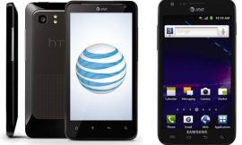 Some Comperison between HTC EVO & Samsung Galaxy S2 Skyrocket