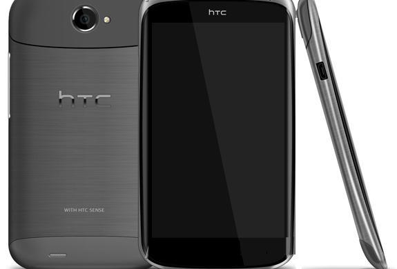 HTC Quad-Core Android Smartphone