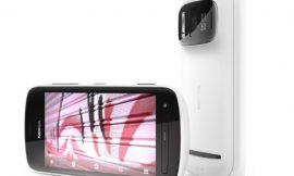 Nokia 808 with 41-Megapixel Camera