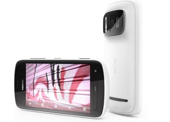 Read more about the article Nokia 808 with 41-Megapixel Camera