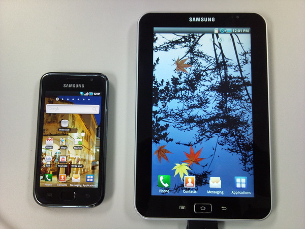 A Review of Samsung Galaxy Tab 7.7""