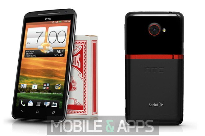 HTC EVO 4G LTE Landed At Sprint, Now Available For $199