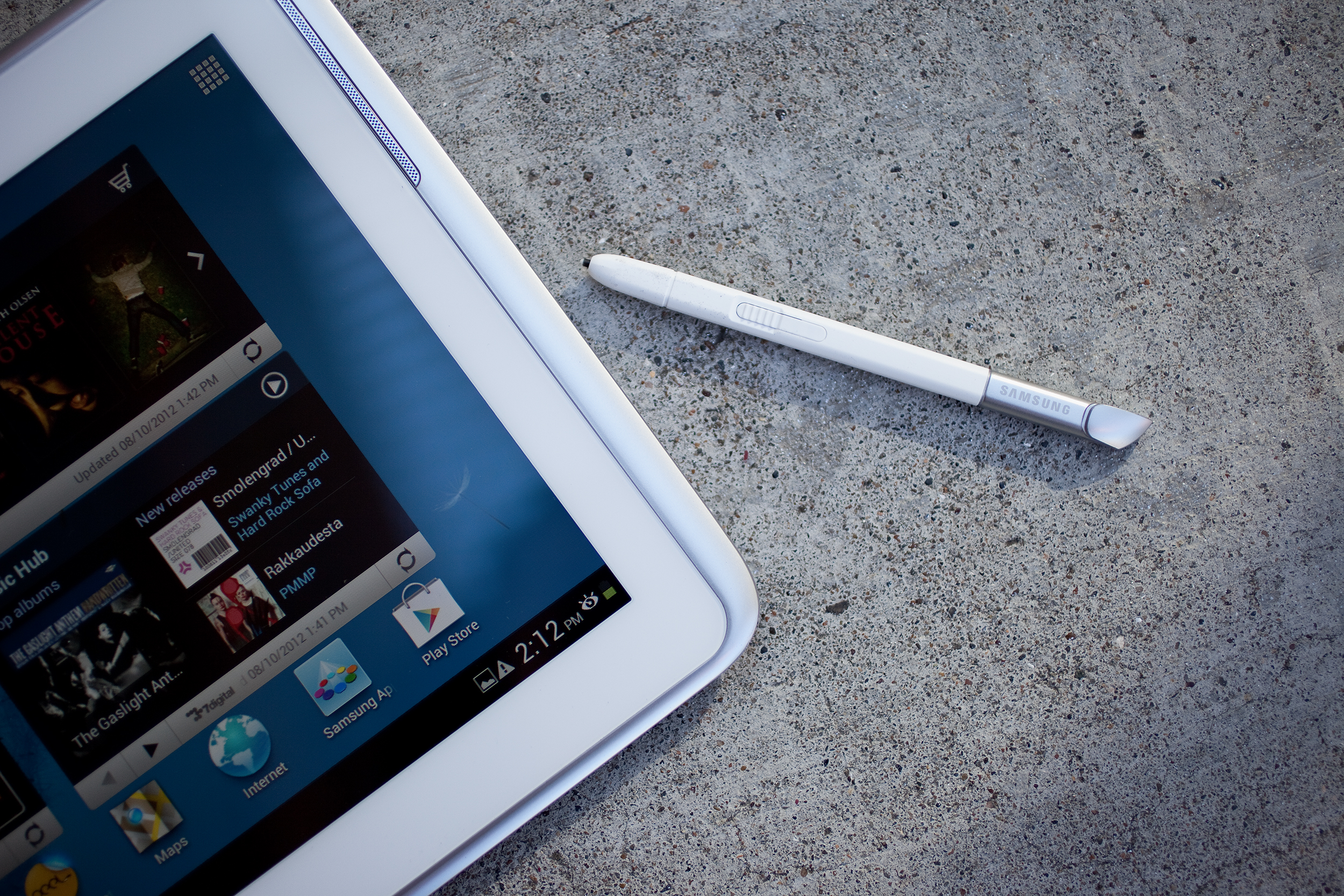 Read more about the article Samsung Galaxy Note 10.1 or tablet Apple iPad ?