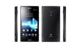 Sony Ericson XPeria ION