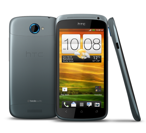 T-Mobile HTC One S updated today