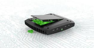 Ready to run desktop Linux PC: MintBox 2