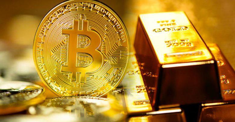 Bitcoin = Gold