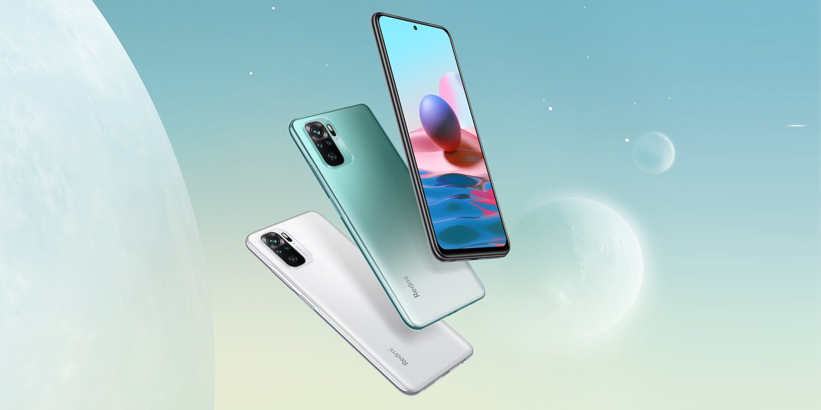 Redmi Note 10 Specifications Confirmed