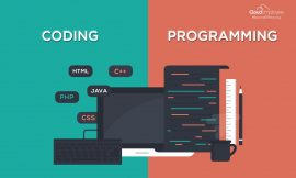 Are Coding and Programming Different?