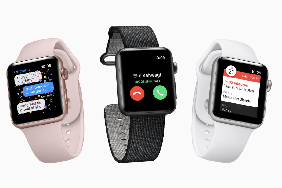 Read more about the article Future Apple Watches Feature