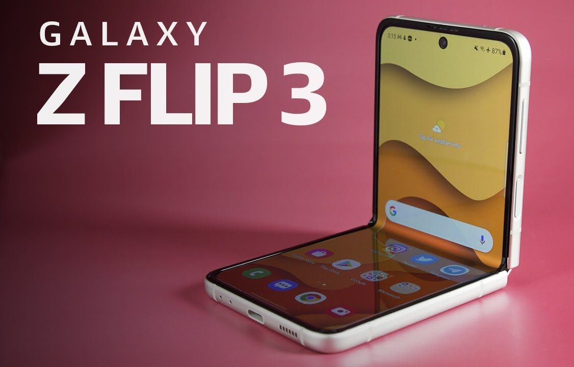 Read more about the article The Galaxy Z Flip 3 is upcoming mobile from Samsung